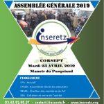 Participez à notre Assemblée Générale 2019 !