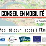 Le département et l'Europe investissent pour la mobilité dans le Pays de Retz : le Conseil en Mobilité
